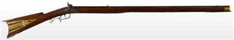 KENTUCKY LONG RIFLE BY MOLL.