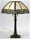 HANDEL TABLE LAMP.
