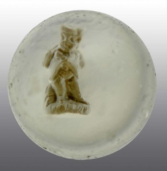 Sulphide Little Sailor Boy Marble.