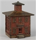CAST IRON BUILDING WITH CUPOLA STILL BANK.