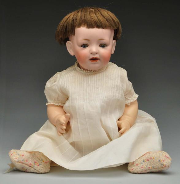 Cute Kestner Character Baby Doll.