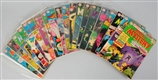 LOT OF 20: 1950S-60S HOUSE OF MYSTERY COMIC BOOKS