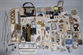 LARGE LOT OF ASSORTED COSTUME JEWELRY.