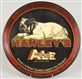 HANLEYS PEERLESS ALE ADVERTISING SERVING TRAY.