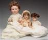 LOT OF 3: BABY DOLLS.