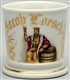 KING GAMBRINUS SHAVING MUG.