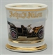 OPEN TOURING CAR SHAVING MUG.