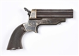 SHARPS MODEL 2 4-SHOT PEPPERBOX PISTOL.
