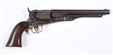 "COLT MODEL 1860 ""LONG FLUTE"" PERCUSSION REVOLVER."