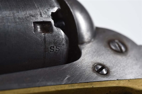 Lot Detail - Remington Model 1858  44 Percussion Revolver