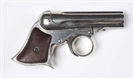 REMINGTON-ELLIOT DERINGER .22 PISTOL.
