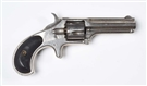 REMINGTON SMOOT NEW MODEL NO. 1 REVOLVER.