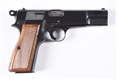 BELGIUM BROWNING HI-POWER SEMI-AUTOMATIC PISTOL**