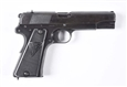 NAZI ISSUE POLISH RADOM PISTOL.**