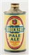 BROCKERT PALE ALE J SPOUT CONE TOP BEER CAN.