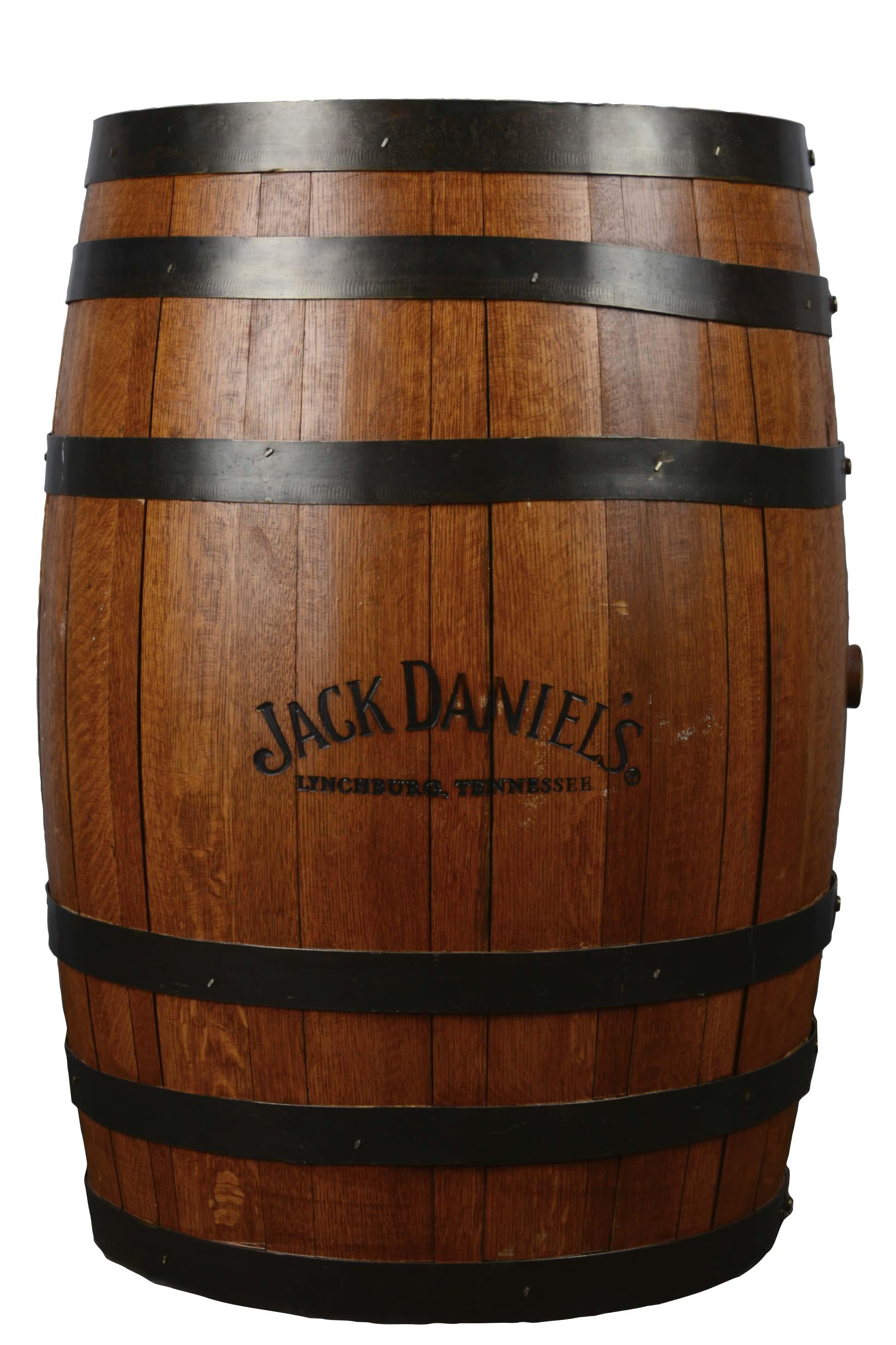 Lot Detail Jack Daniel S Barrel