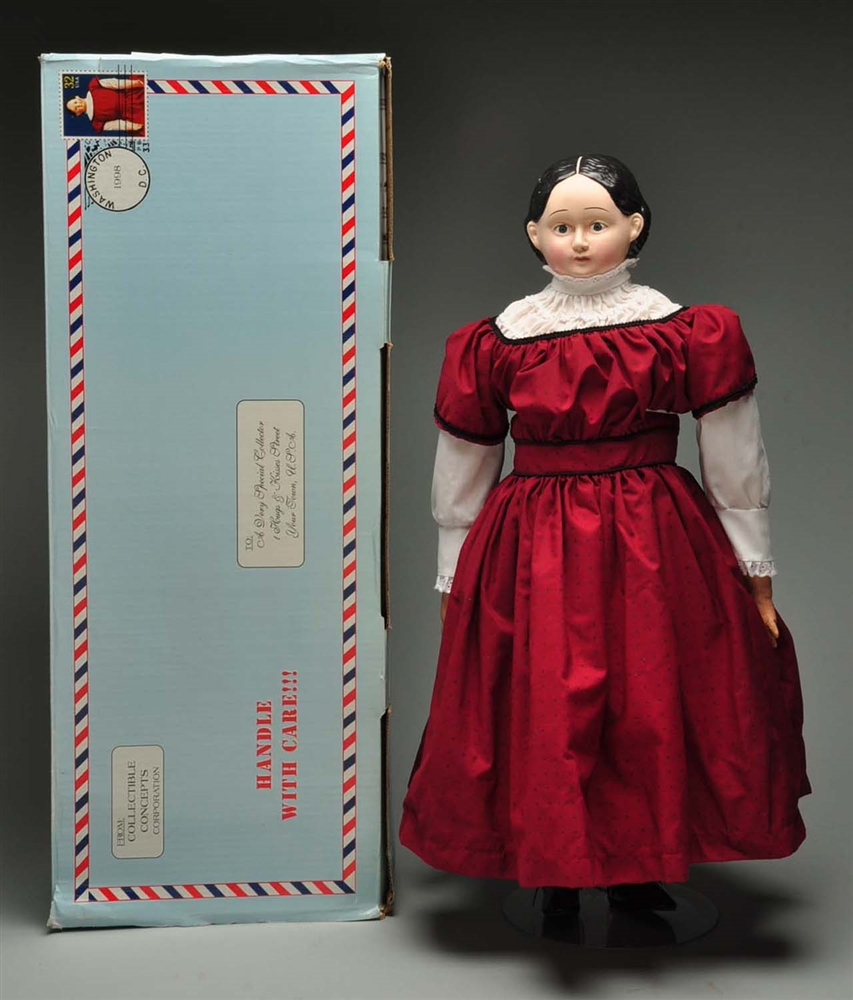 REPRODUCTION GREINER DOLL.