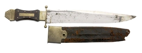 American Bowie Knife by Rose of New York.