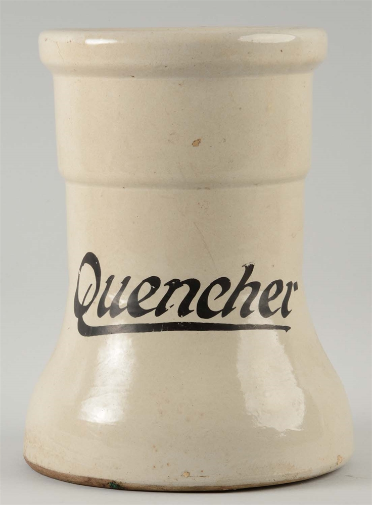 QUENCHER SYRUP DISPENSER BASE