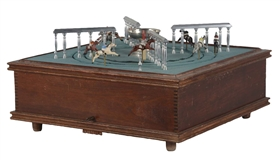 Petits Chevaux Horse Race Game