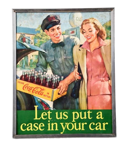 Coca cola closing case