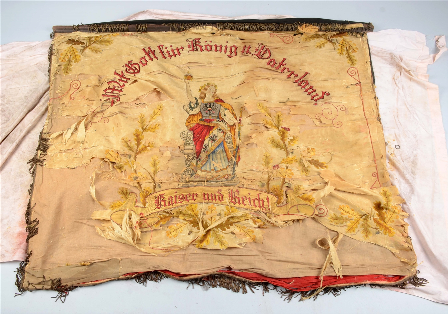 Imperial German pre-WWI Flag.