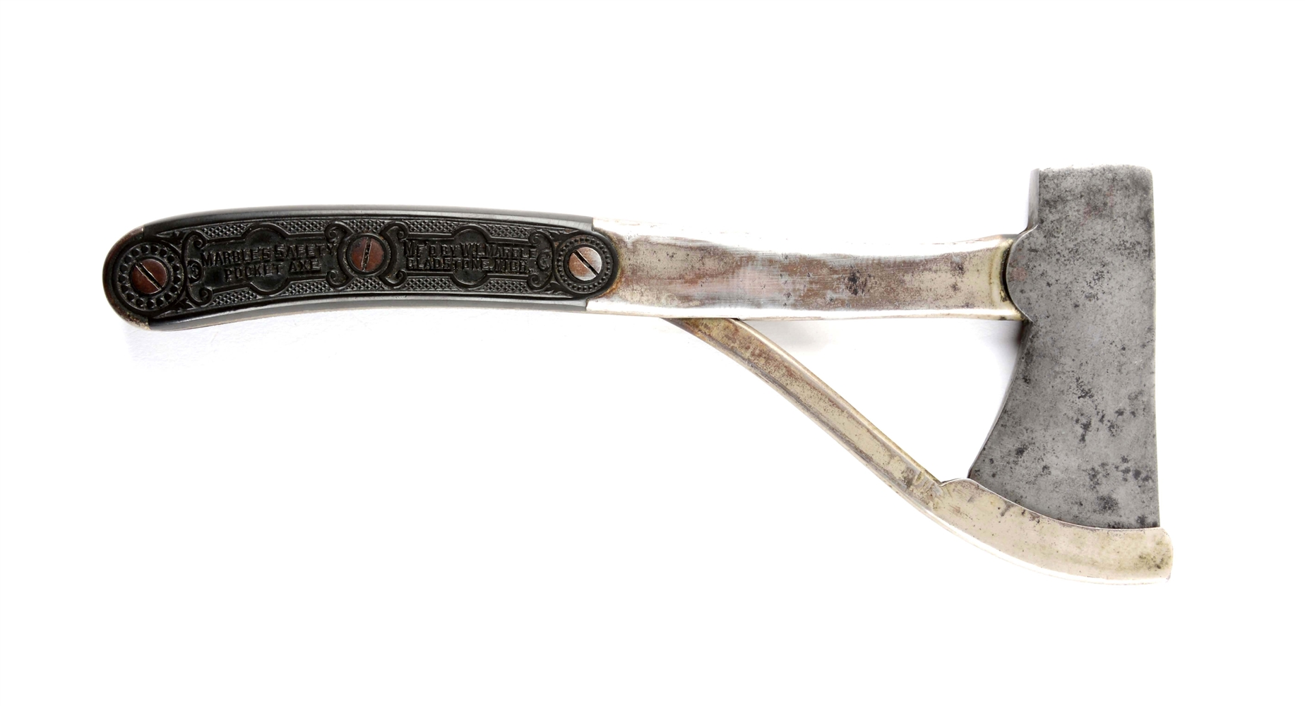 Marbles Safety Pocket Axe.