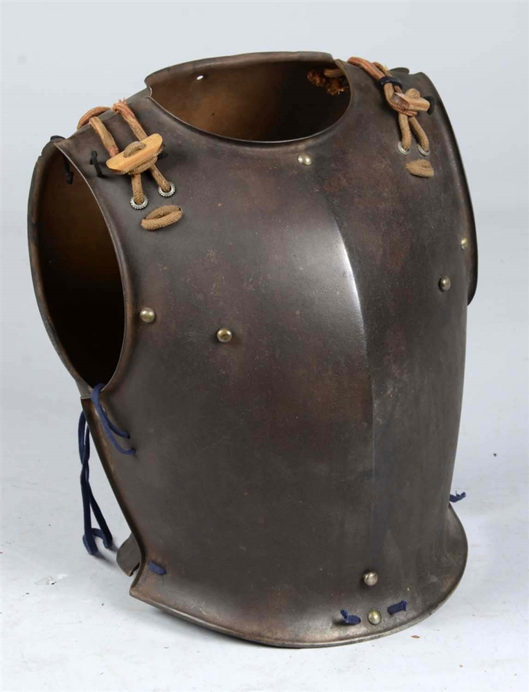 French Cuirass.