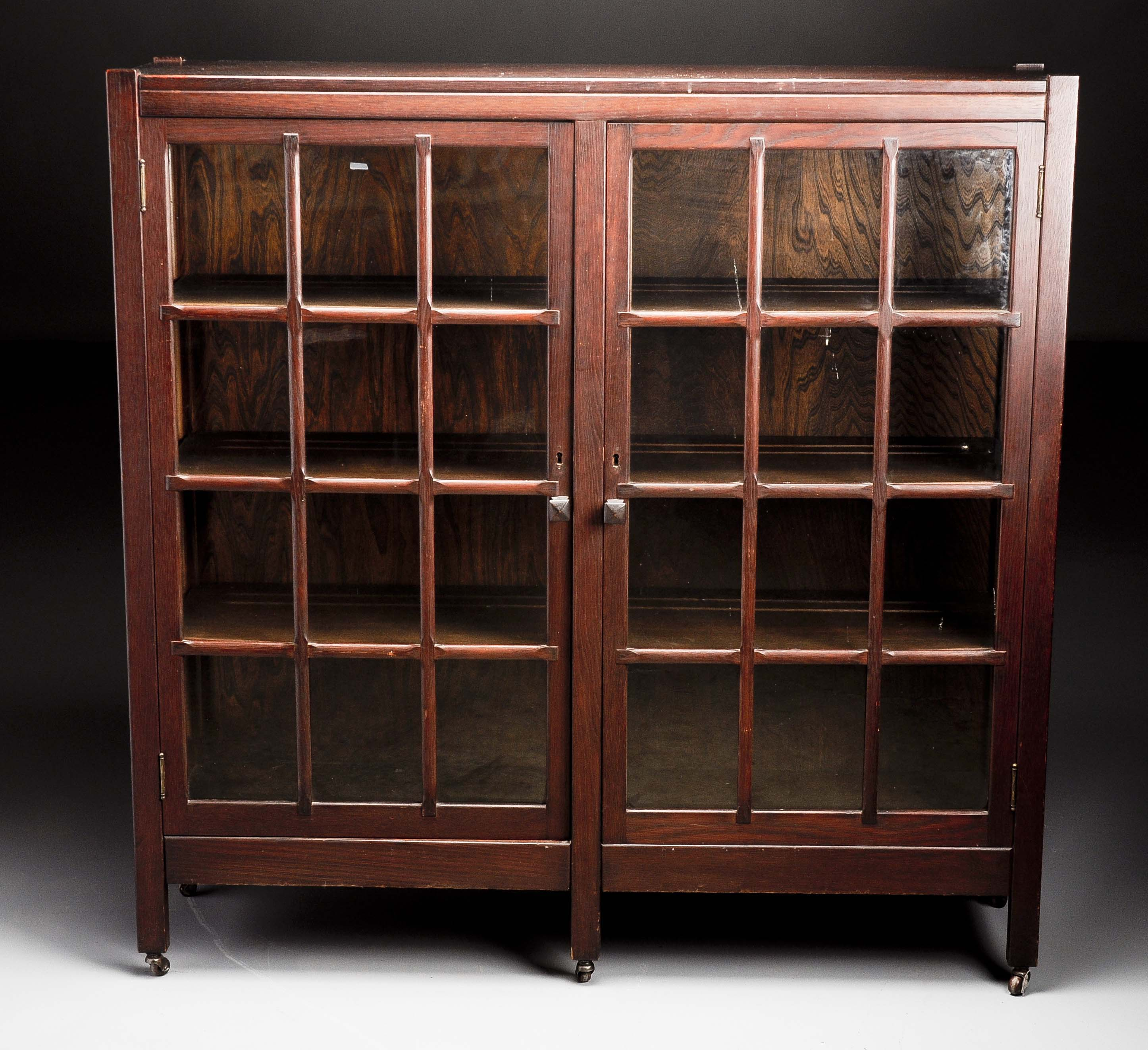 Lot Detail Grand Rapids Chair Co Two Door China Cabinet