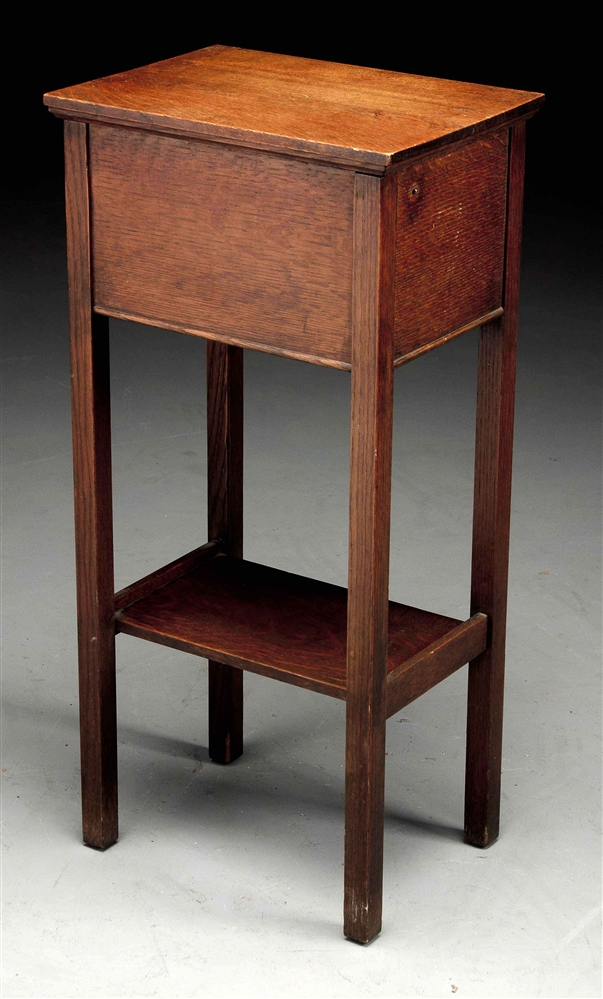Stickley Bros Dinner Chime Stand.