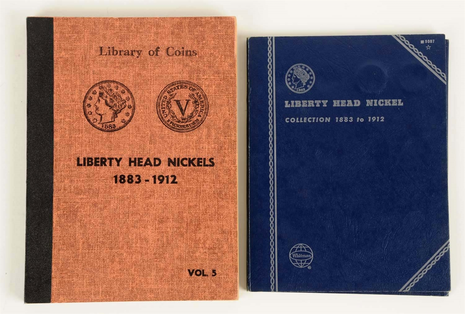 Lot Of 2: Victory Liberty Head Nickel Sets.