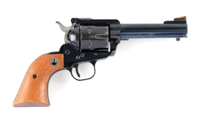 (M) Ruger Blackhawk .357 Single Action Revolver.