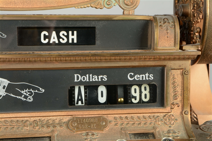 Lot Detail - Class 500 National Cash Register