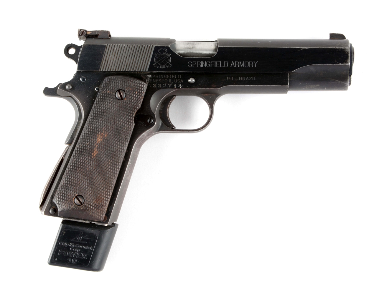 (M) Springfield Model 1911-A1 Semi-Automatic Pistol.