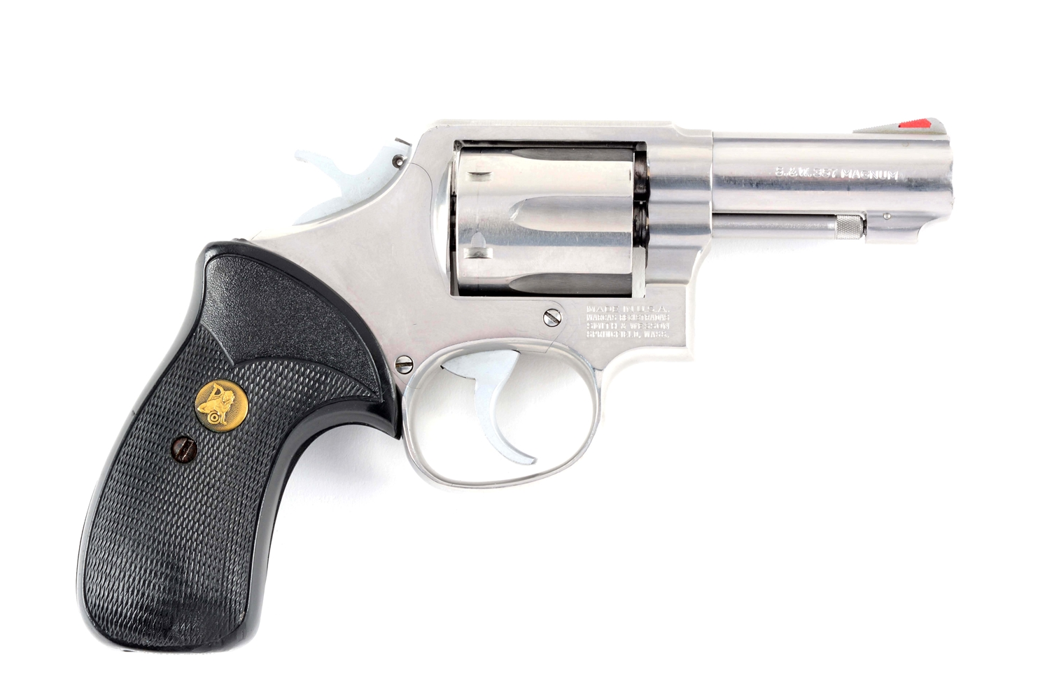(M) S&W Model 65-3 Double Action Revolver.