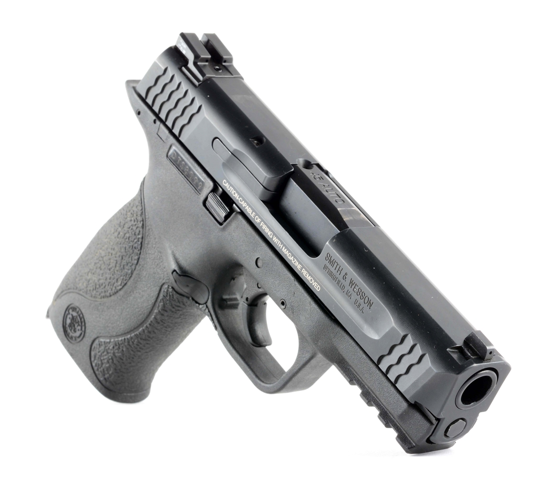 (M) S&W M&P .45 Semi-Automatic Pistol.