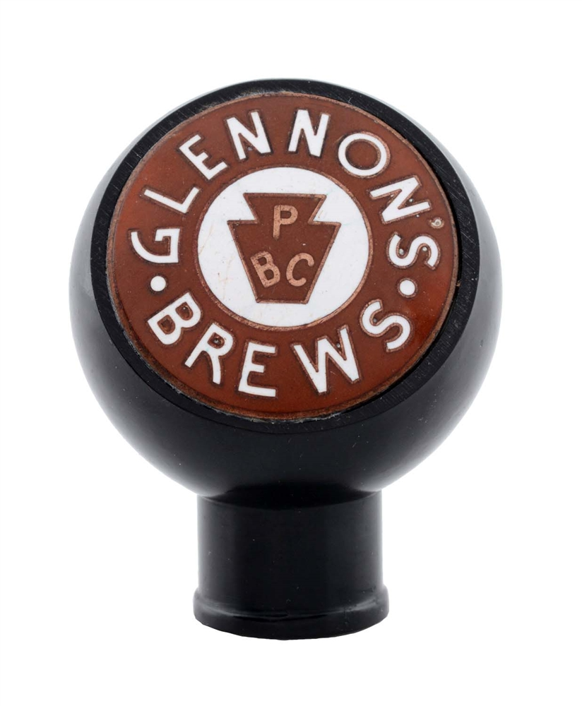 Glennons Brews Beer Tap Knob.