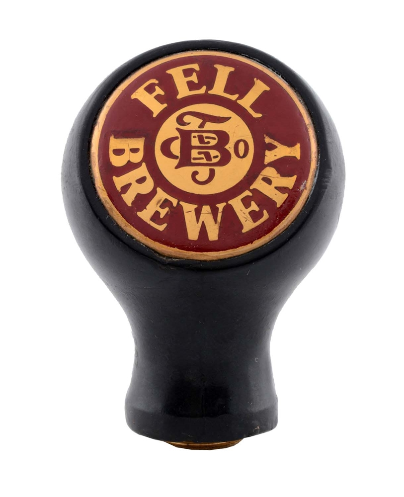 Fell Brewery Beer Tap Knob.