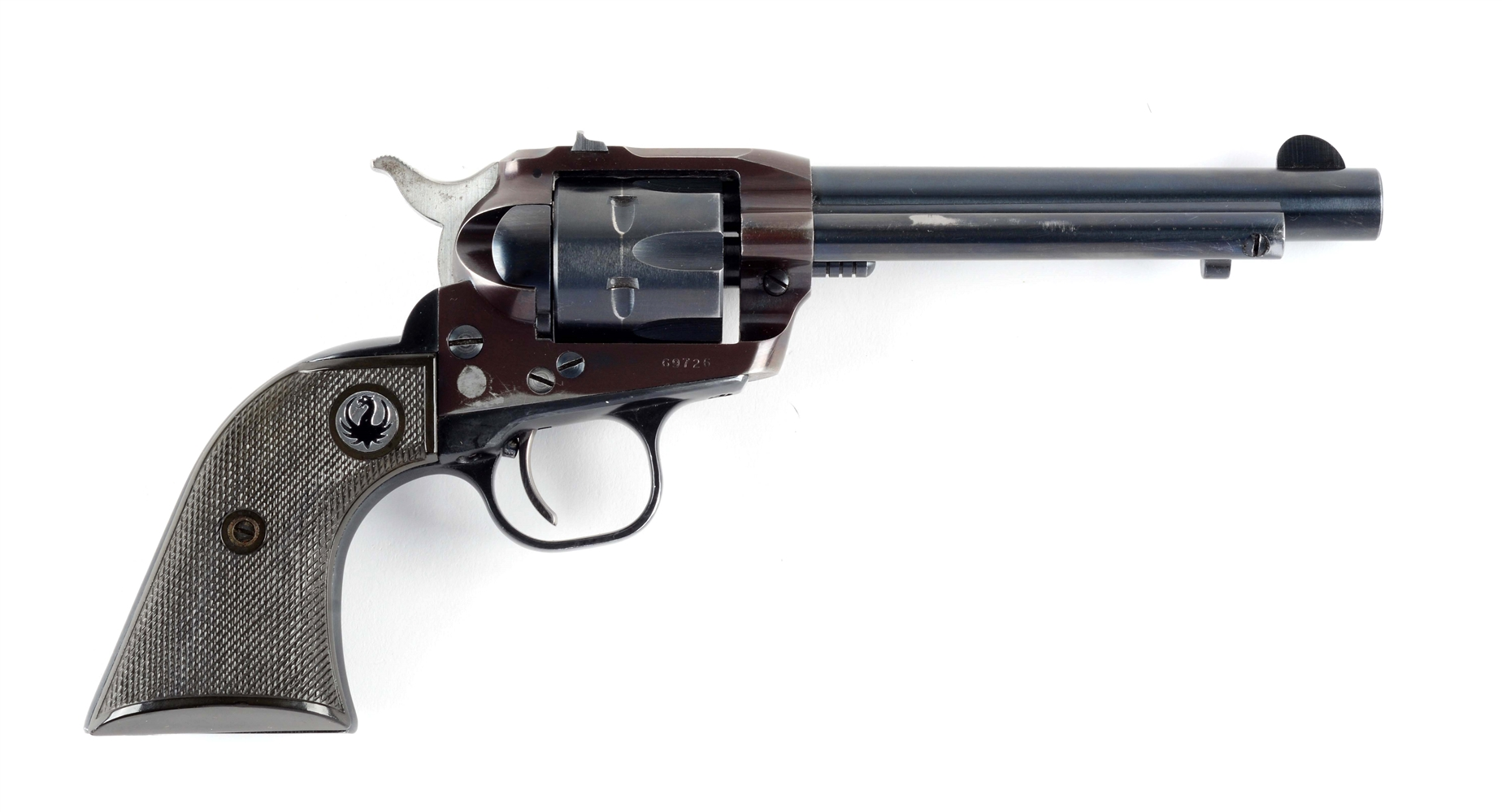 (M) Ruger Single Six Revolver.