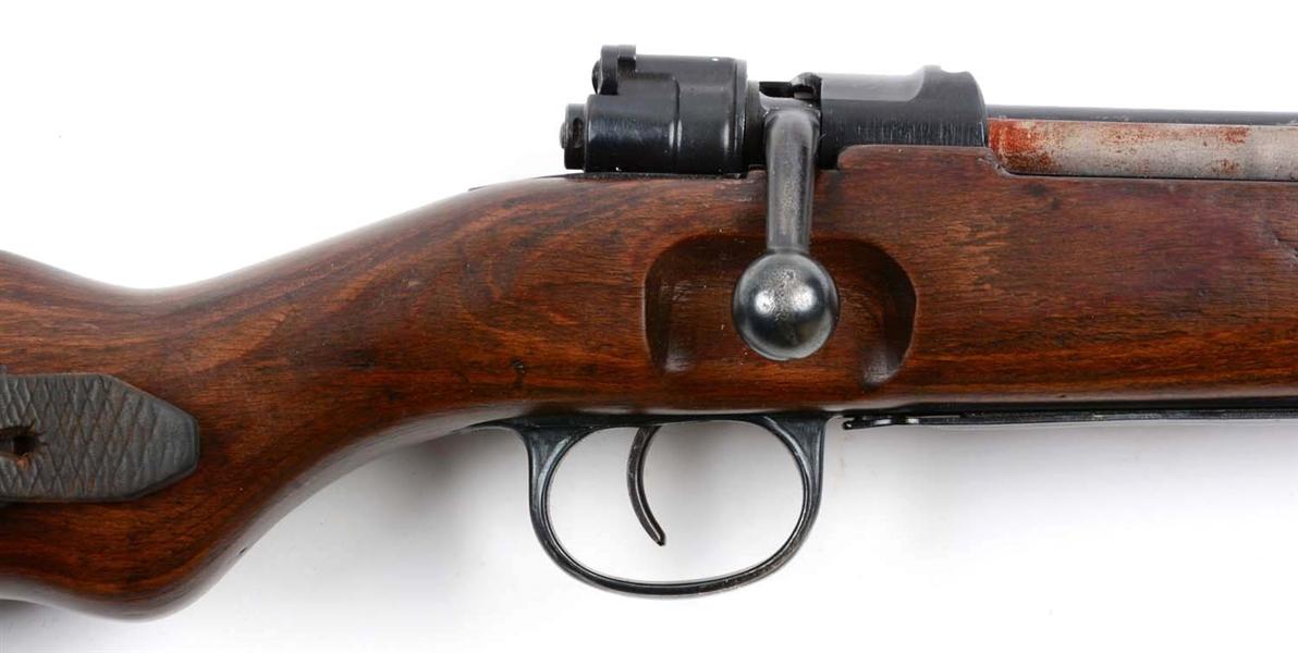 Lot Detail - (C) Nazi Marked Mauser Model K98 Bolt Action Rifle