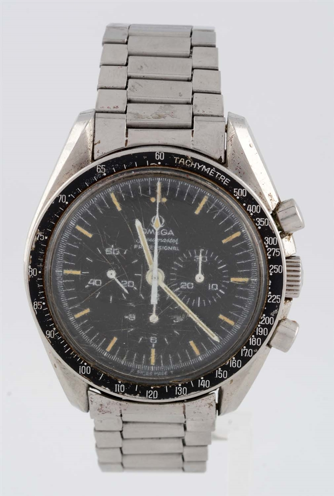 Early Omega Speedmaster