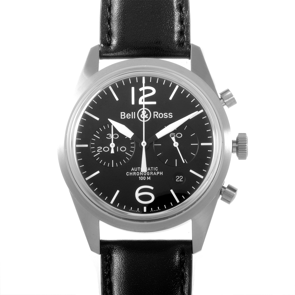 Bell & Ross Original Black