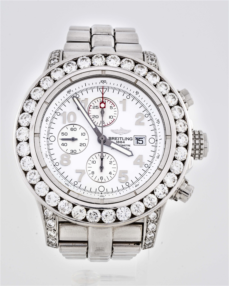 Breitling Bentley Gt Wristwatches: Breitling For Bentley Wrist Watch