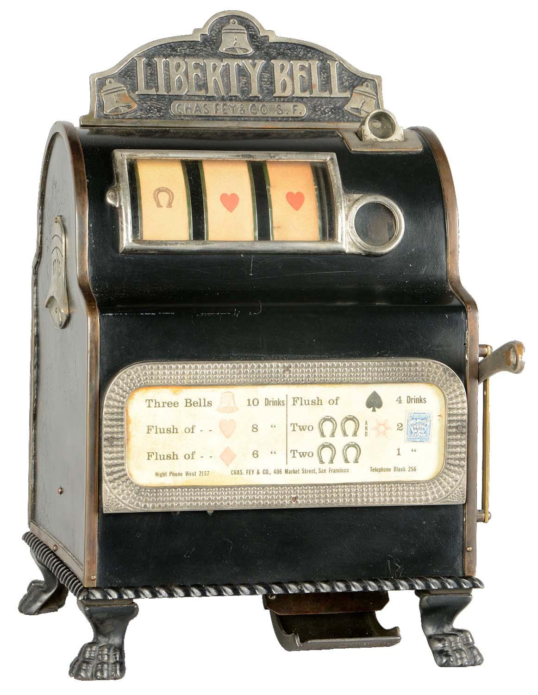 Liberty Bell Slot Machine