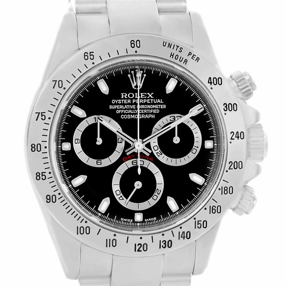 Rolex Stainless Steel Daytona Cosmograph 116520.