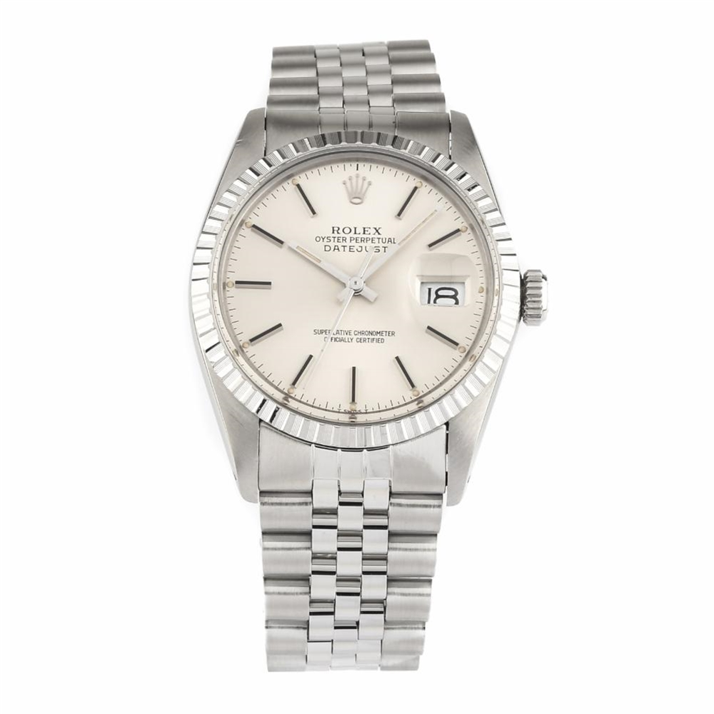 Rolex Stainless Steel Oyster Perpetual Datejust 16030.