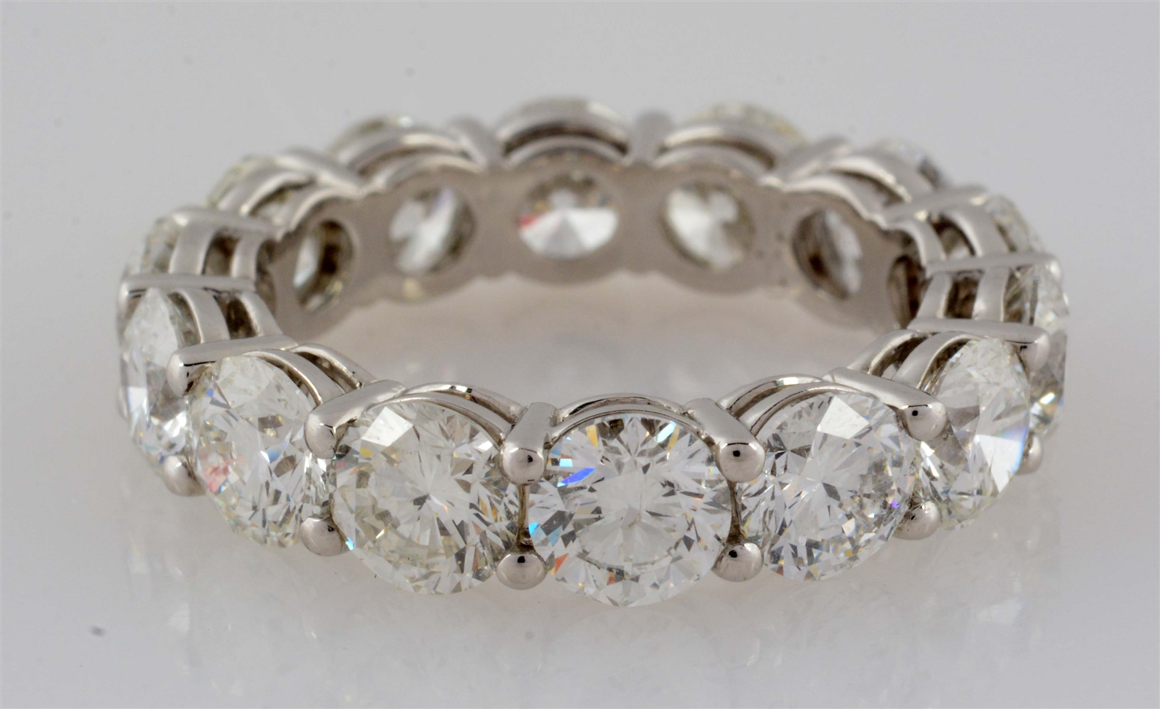 Diamond Eternity Ring.