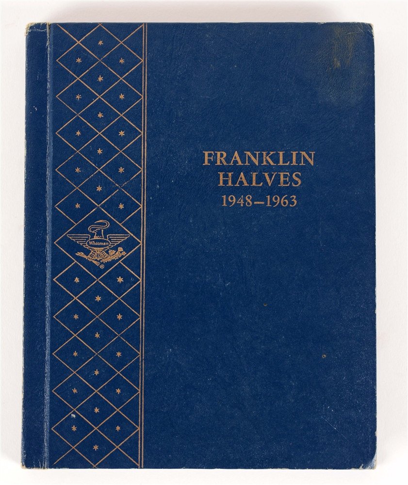 Franklin Halves 1948-1963.