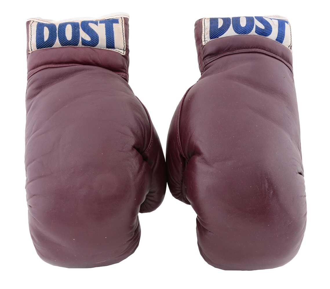 1950s Cassius Clay Amateur Training Gloves.