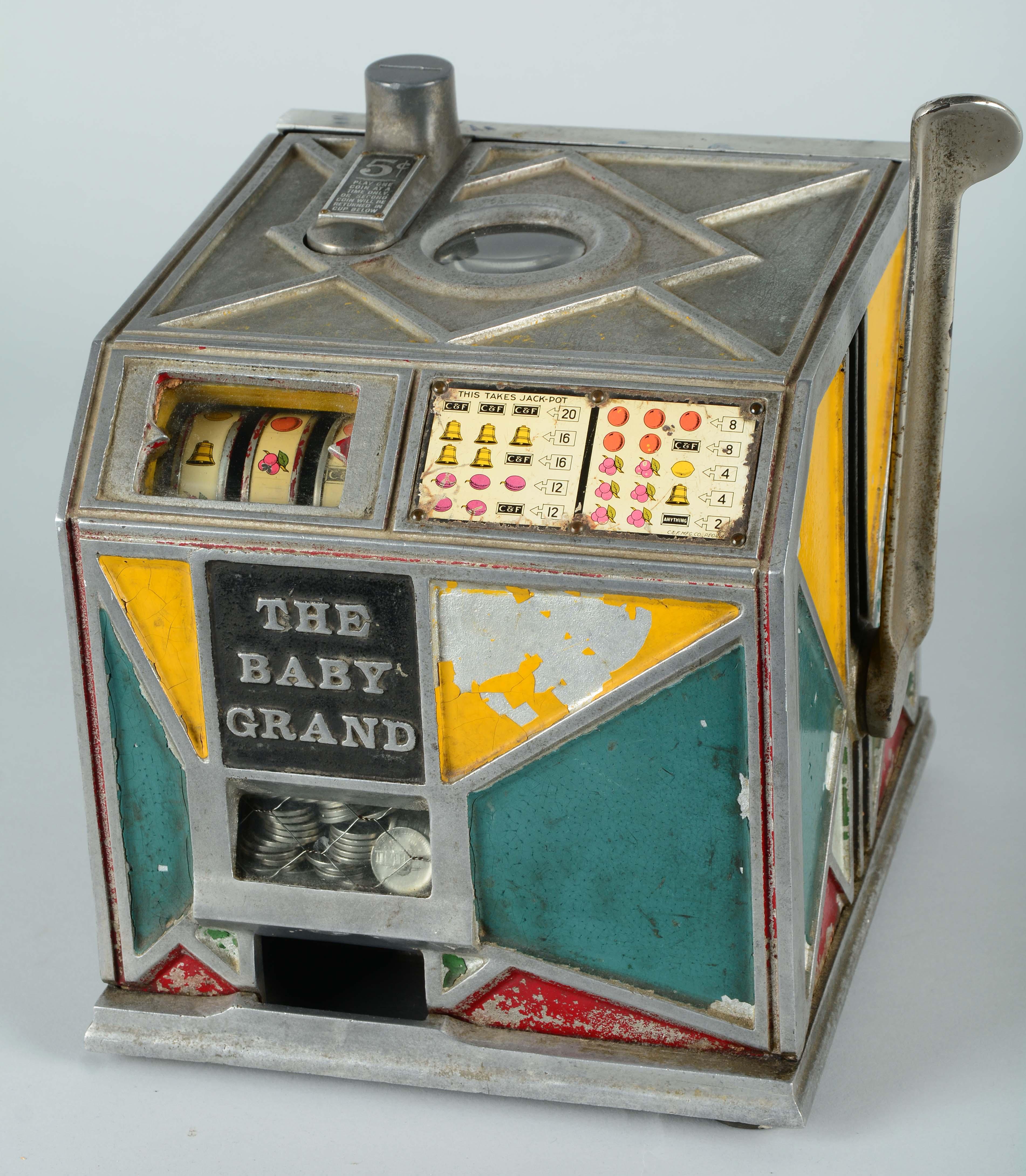 Baby Slot Machine